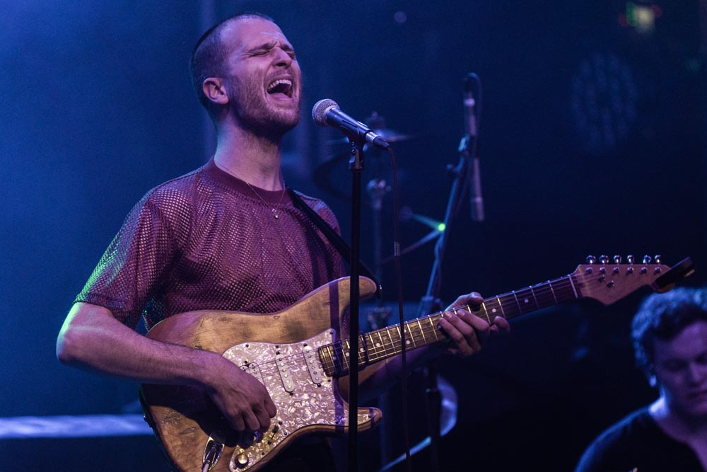 JMSN at First Avenue on October 2nd Alina Baraz The Tour Drinkin Whatever Makes U Happy Cruel Intentions - Photo by Chris Taylor
