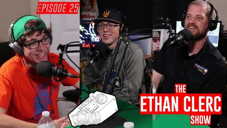 Ethan Clerc FuzzTalk Radio