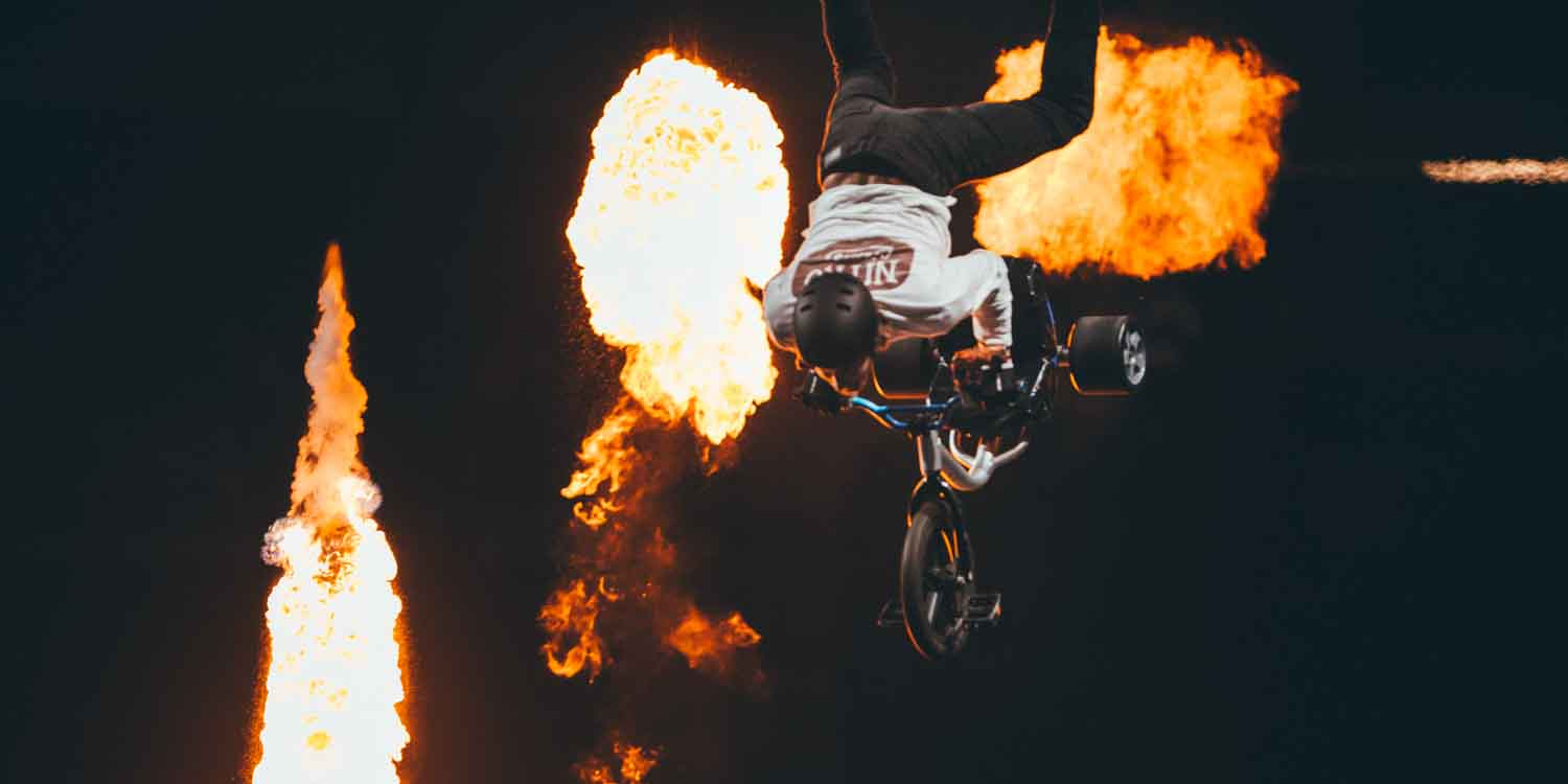Nitro Circus Live - Target Center - October 3rd 2018