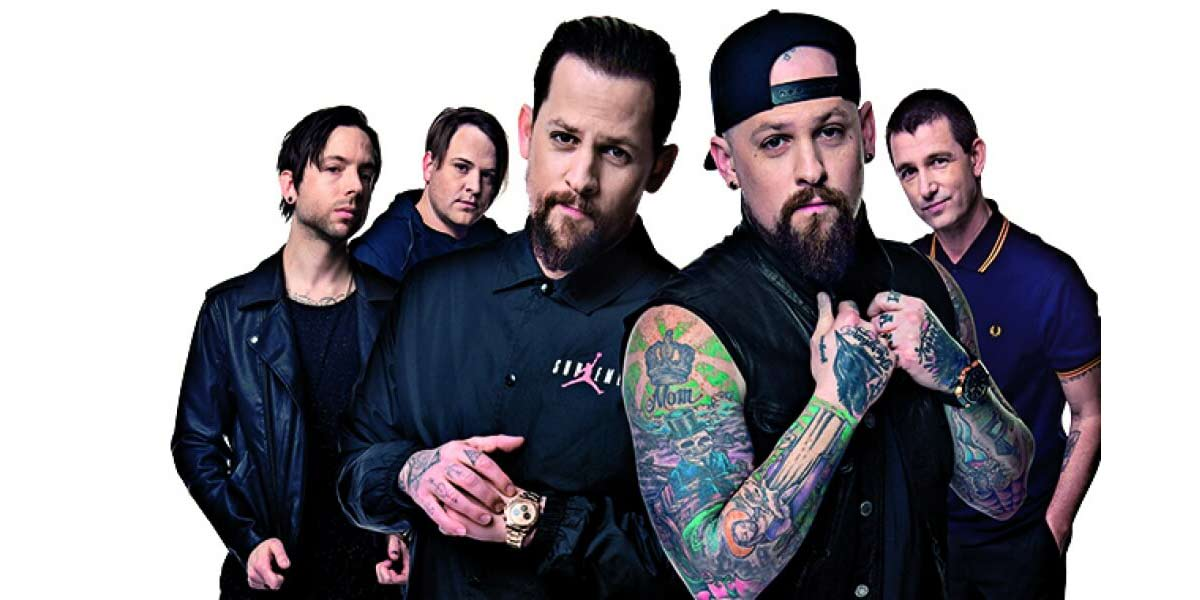 Good Charlotte from Trendsetter skyway theater Minneapolis interview billy Martin November 6 2018