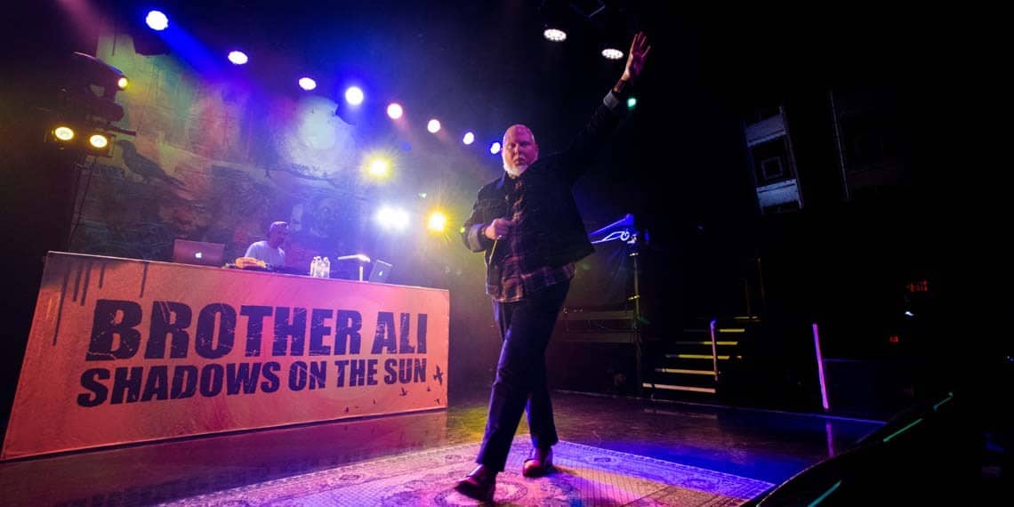 Brother Ali 1st Ave