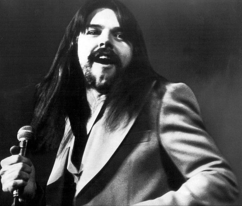 Bob Seger in 1977. From Wiki Commons.