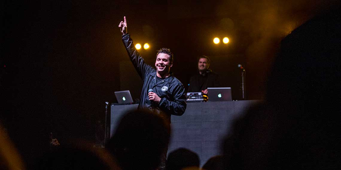 Atmosphere, Palace Theatre, Dem Atlas, Lady Midnight, The Lioness, DJ KEEZY, Minneapolis, Hip Hop