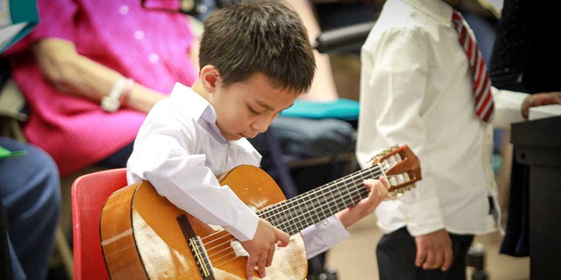 Hopewell Music Cooperative North Children Programming