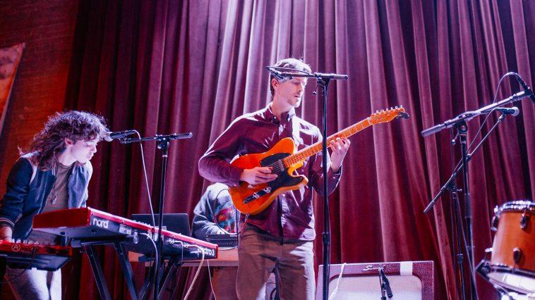 Warren Thomas Fenzi at the Icehouse Minneapolis