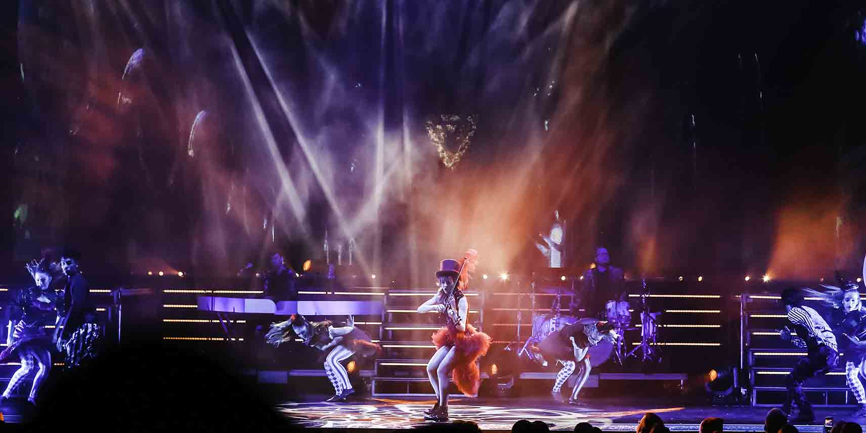 Lindsey Stirling Live 2019 Minneapolis Christmas Concert Tickets 1