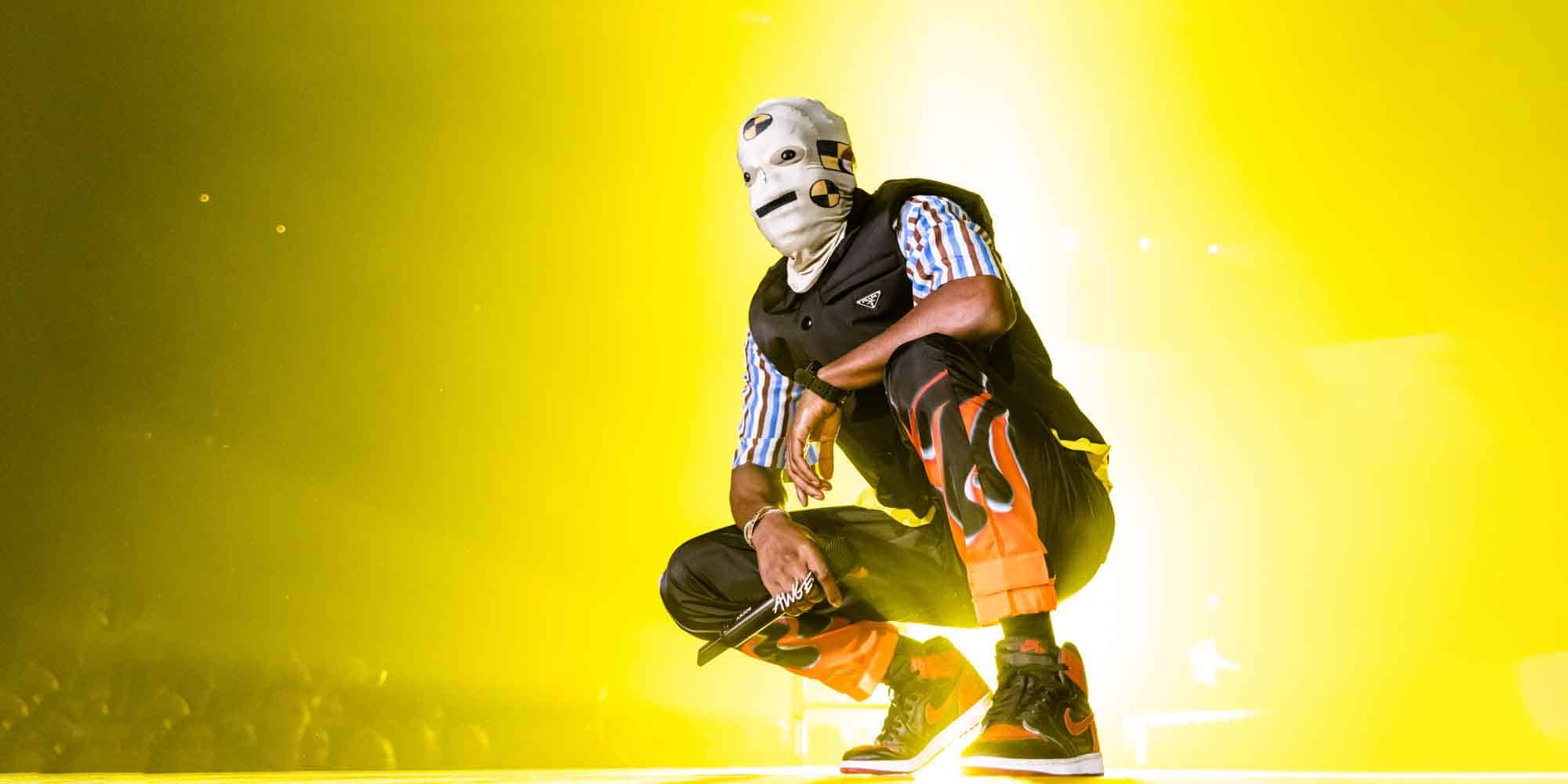 "A$AP Rocky Kicks Off ""Injured Generation"" Tour at The Armory"