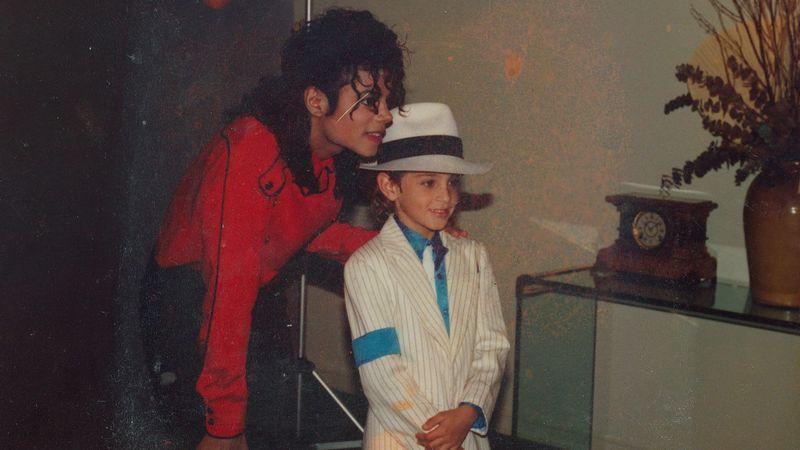 Michael Jackson Wade Robson James Safechuck Leaving Neverland Sundance Film Festival HBO