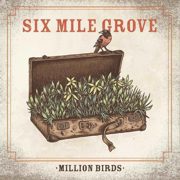 Million Birds album cover