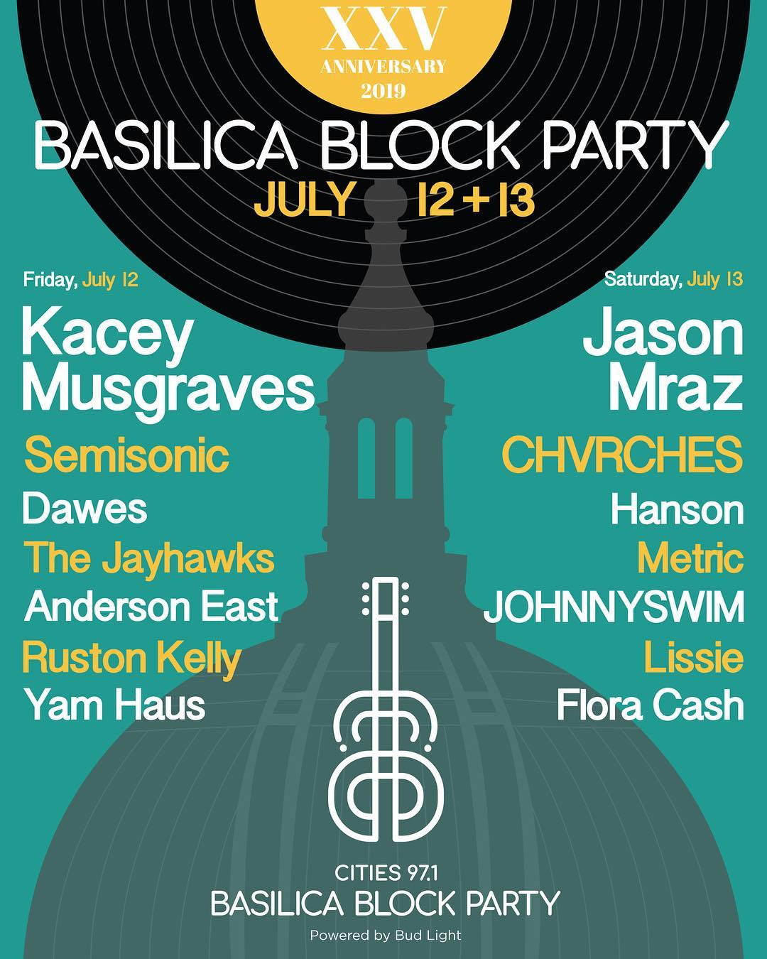 Basilica Block Party 2019 Kacey Musgraves