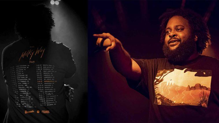Bas Live on Milky Way Tour