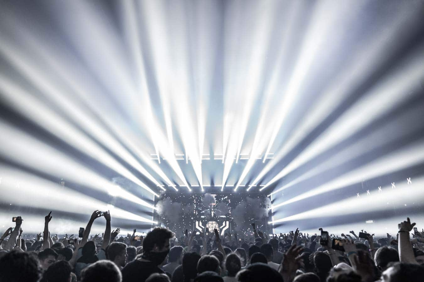 Excision At The Armory - Photo by Chris Taylor Local Music Concert EDM Headbangers Music In Minnesota