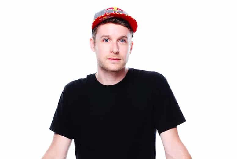 Electronic Dance Music Producer ElloXo Portrait