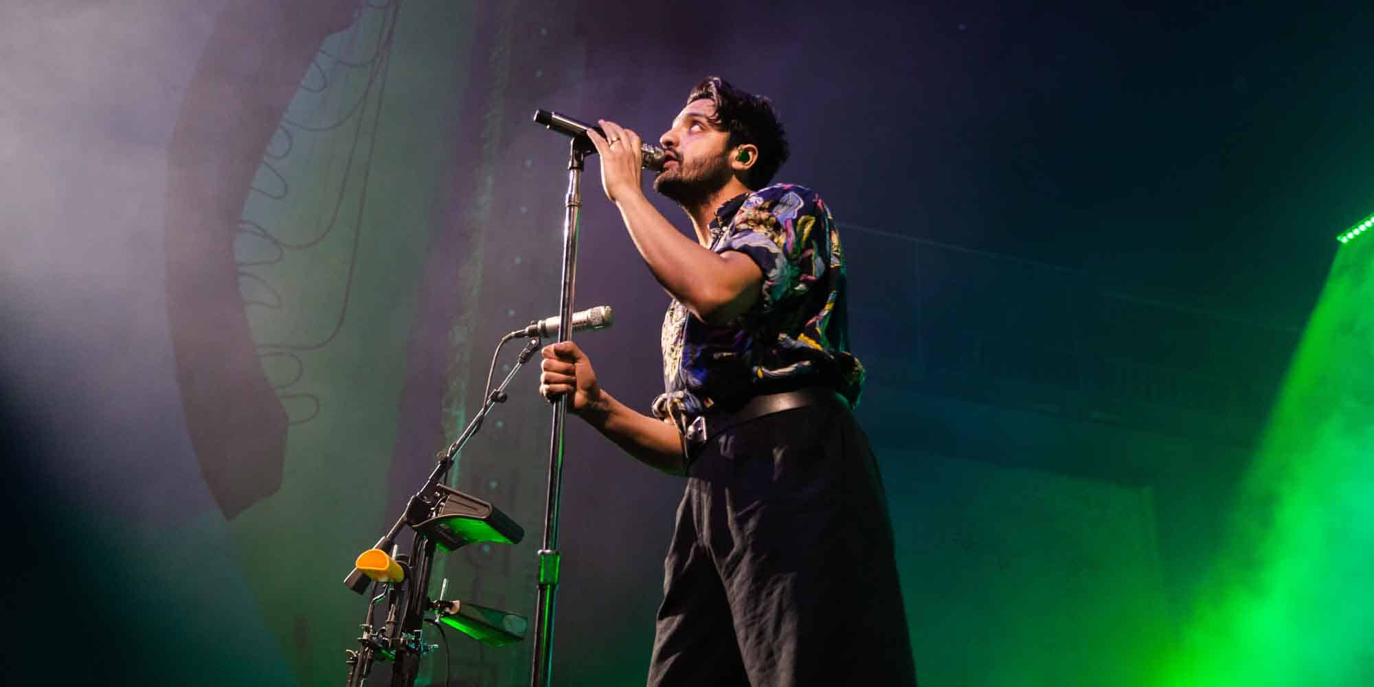 Young the Giant, Palace Theatre, St. Paul, Sure Sure