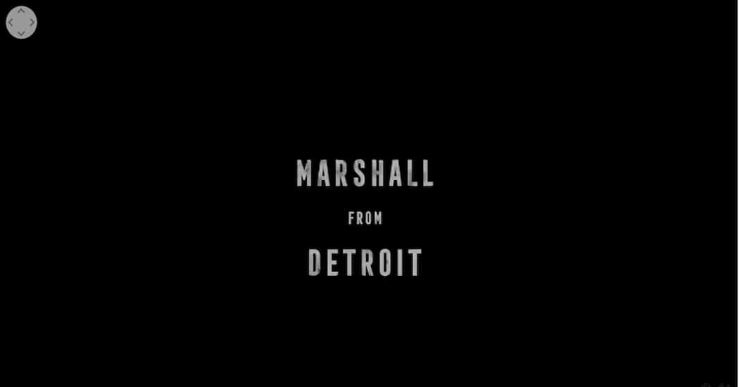 Marshall_From_Detroit_VR_Interview_With_Sway_From_Felix_and_Paul_Studios