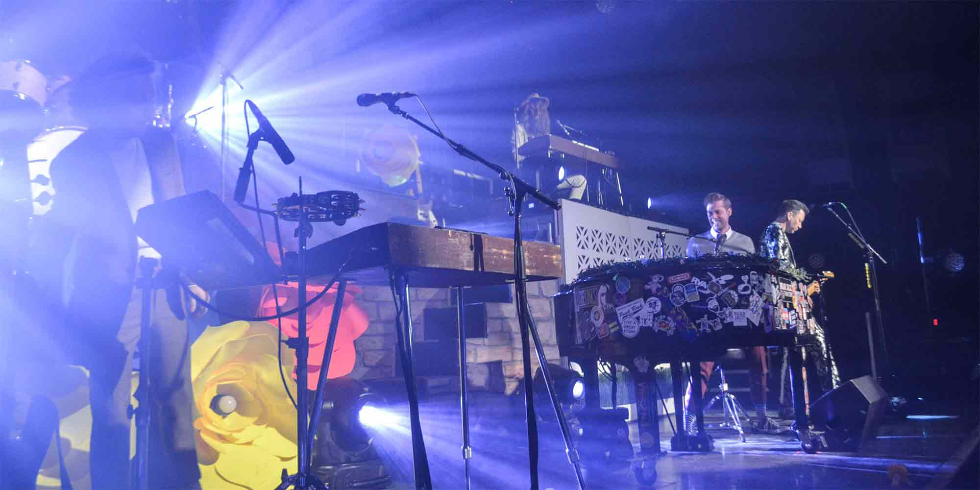 Andrew McMahon in the Wilderness, First Avenue