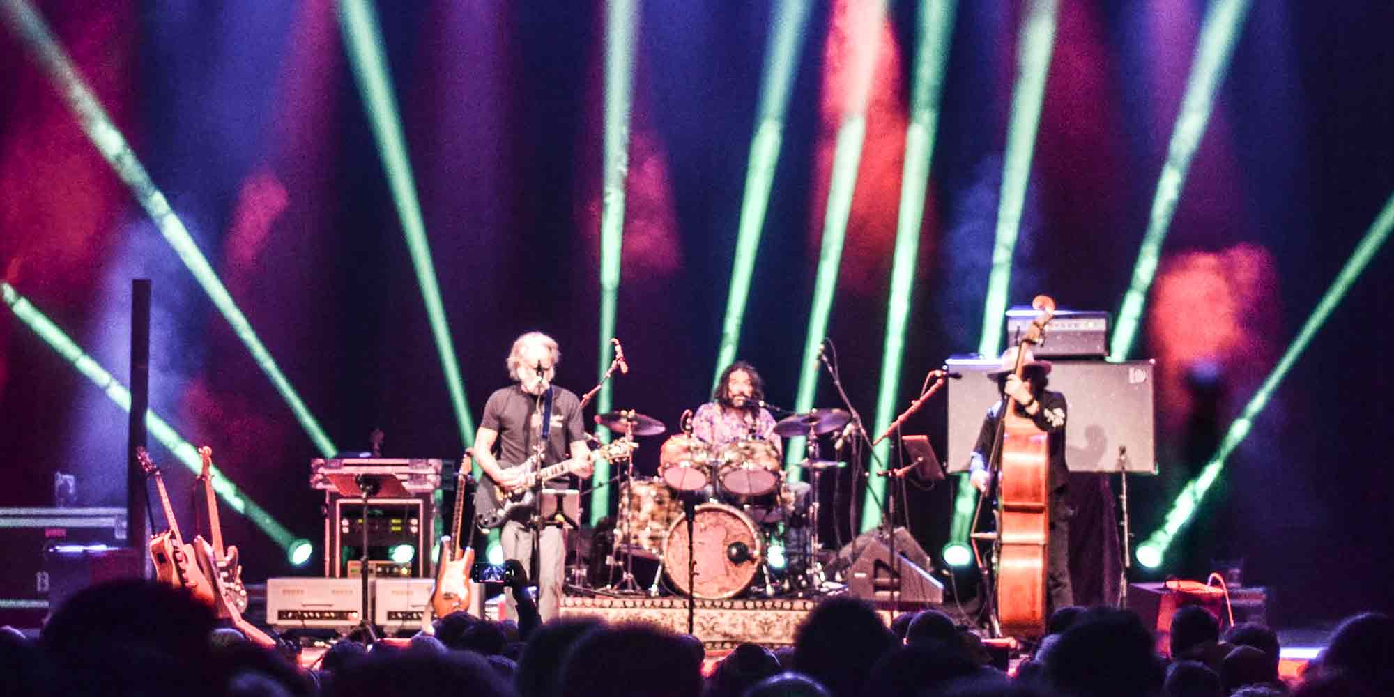 Bob Weir and the Wolf Brothers at Palace Theater