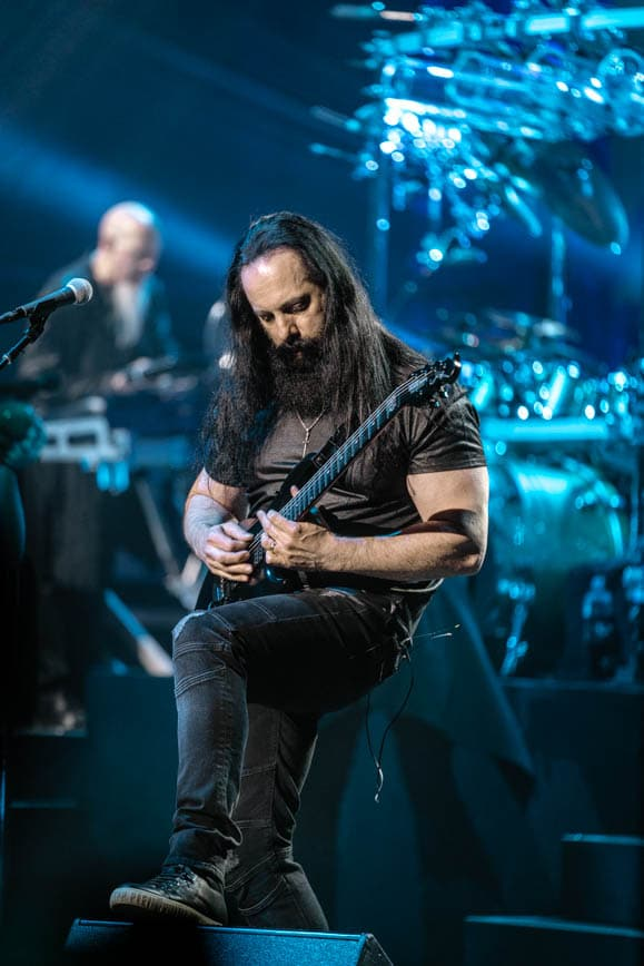 John Petrucci of Dream Theater - Photo by Chris Taylor Local Concert Ordway Minneapolis Minnesota St. Paul Review