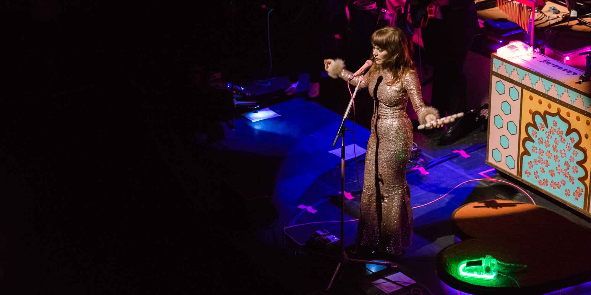 Jenny Lewis at Palace Theater
