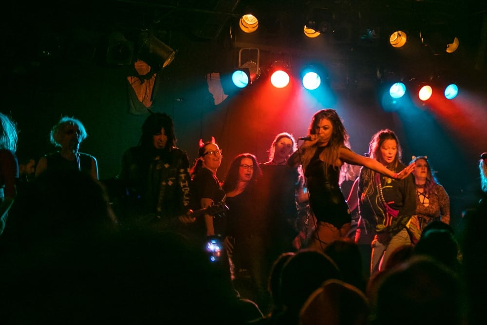 Lords of Acid at the Cabooze in Minneapolis