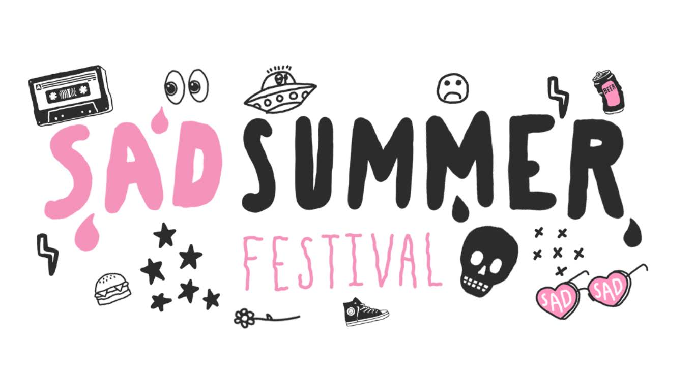 Sad summer fest, festival, new tour, 2019, march 19