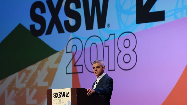 SXSW Keynote