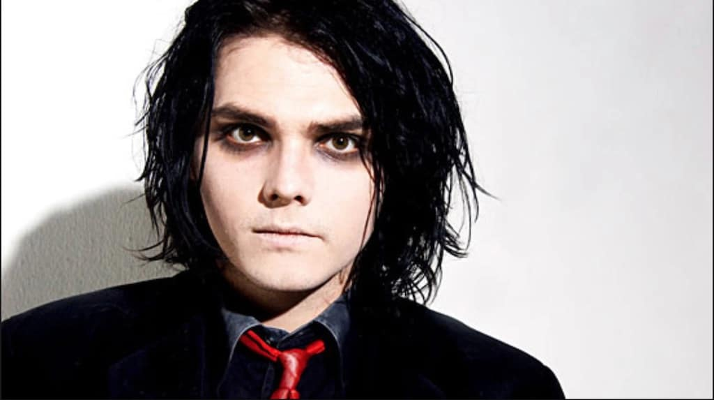 Gerard Way, Photo Courtesy of Gavin Haynes and noisey.vice.com