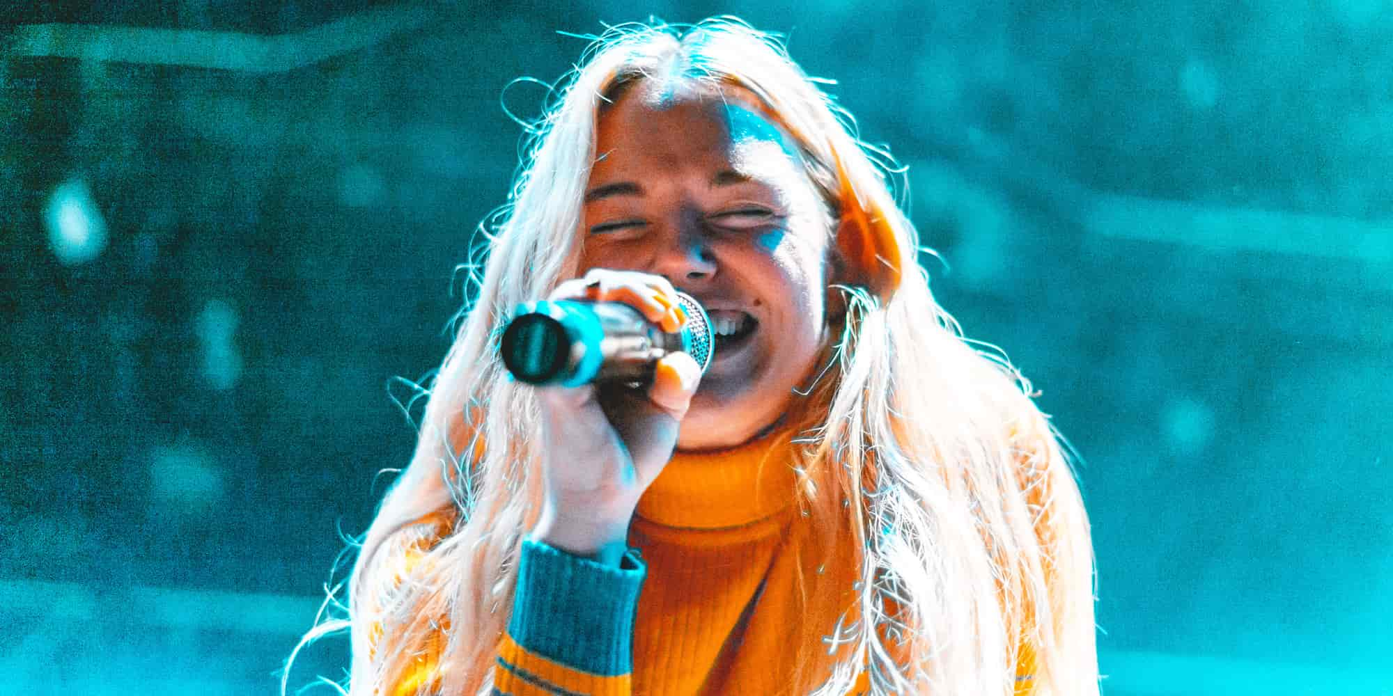 Ashe Opens for Quinn XCII From Tour With Love Myth