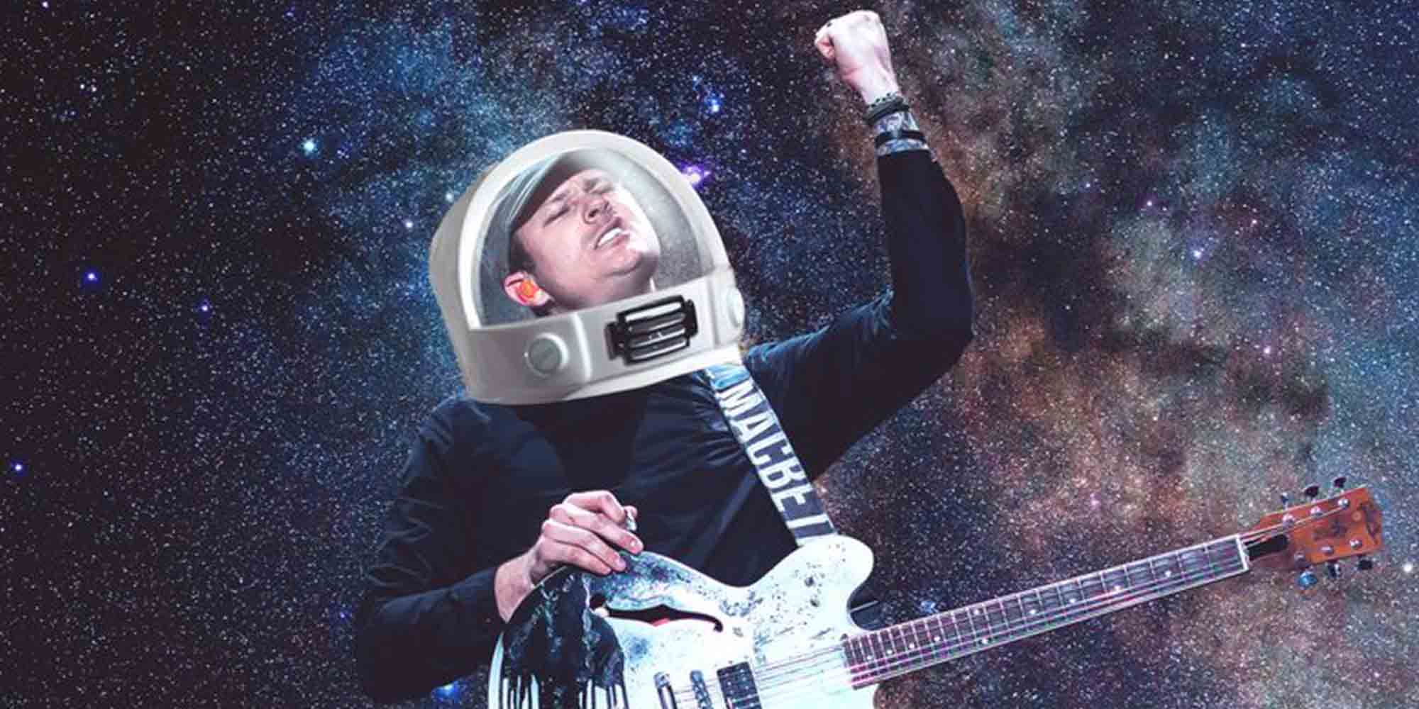Tom DeLonge Astronaut Science Space
