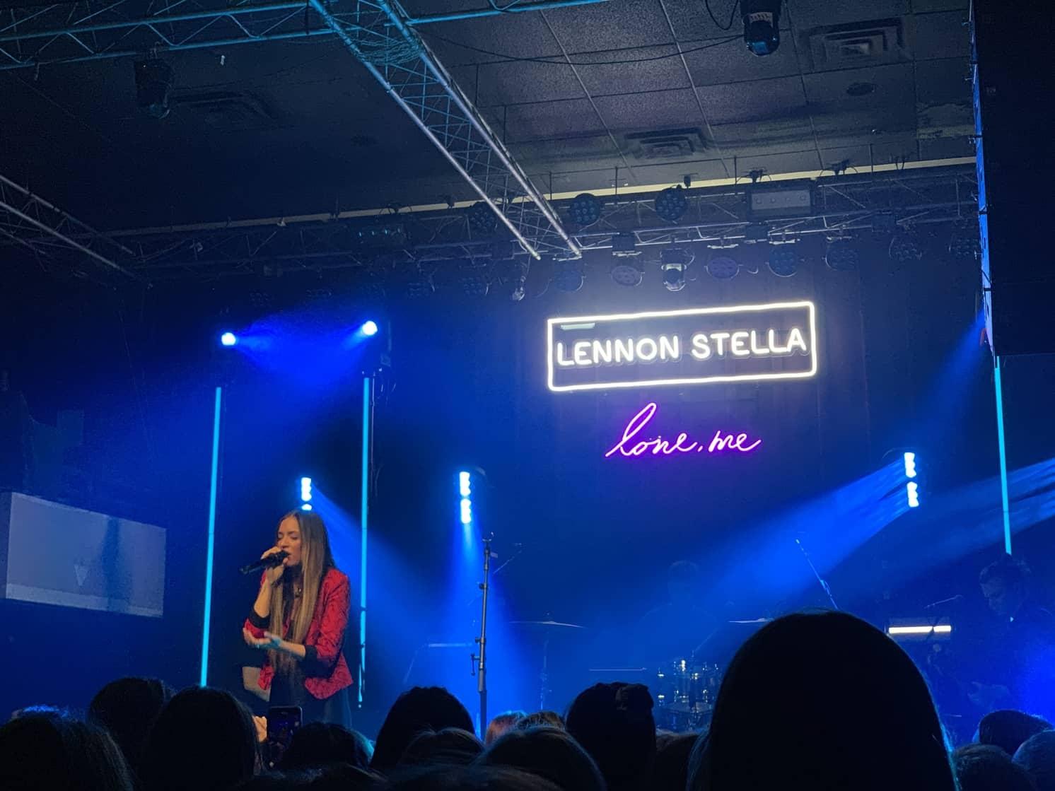Lennon Stella 3/30 Fine Line