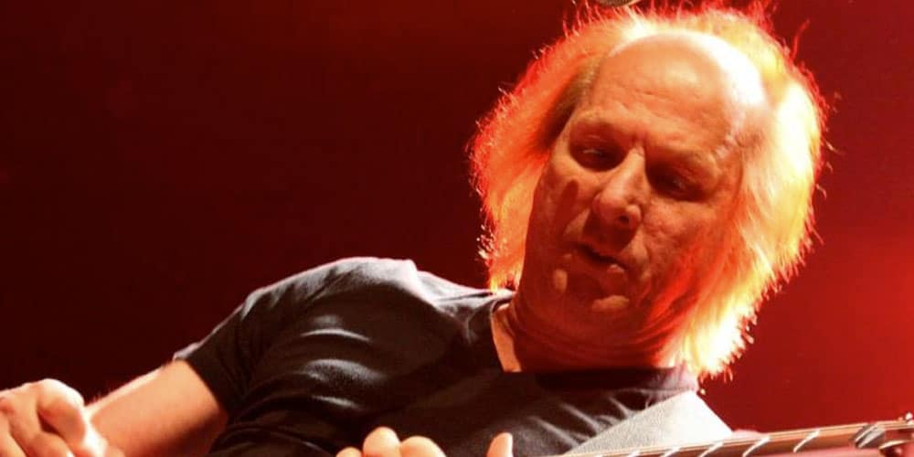 Adrian Belew (picture from adrianbelew.com)