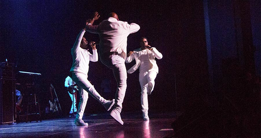 Boyz II Men Ordway Center for Performing Arts St Paul Minnesota March 31 2019