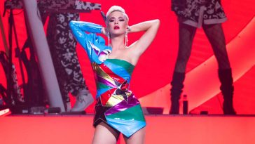 Katy Perry, NCAA, Final Four, The Armory, Minneapolis, JamFest,