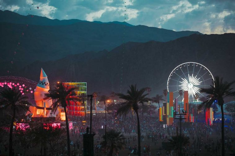 Coachella - Courtesy of Coachella, Calder Wilson