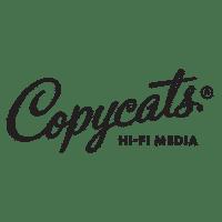 Copycats Disc Duplication Logo