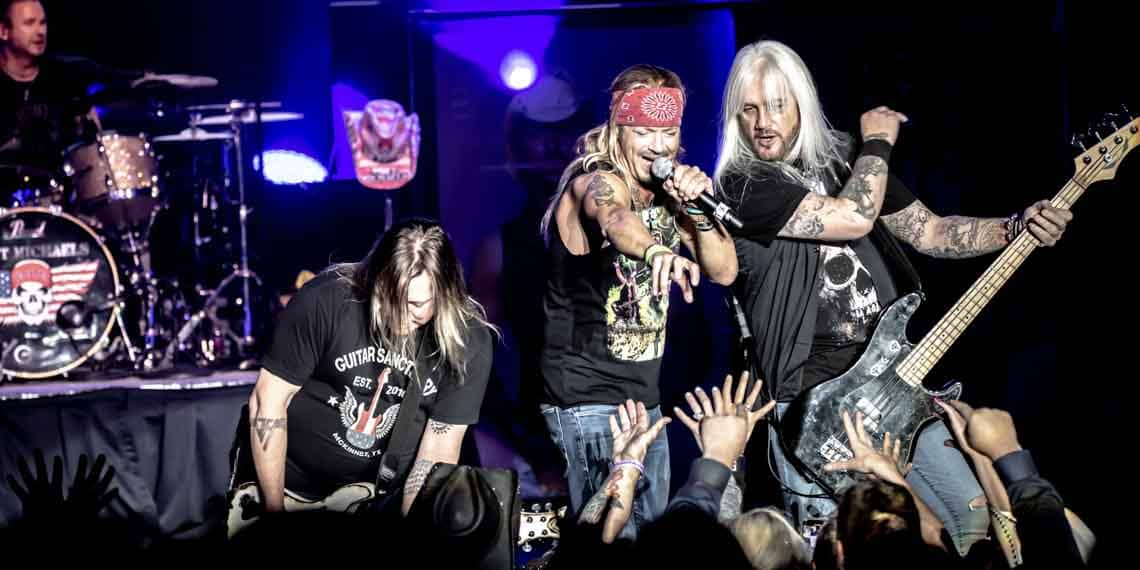 Bret Michaels, Poison, Music In Minnesota, Rock, Hair Metal, Mystic Lake