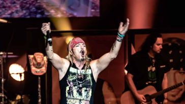 Bret Michaels, Poison, Hair Nation, Mystic Lake, Music In Minnesota