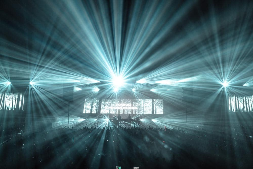 Above & Beyond at The Armory - Photo by Chris Taylor Music In Minnesota Local Concert Trance