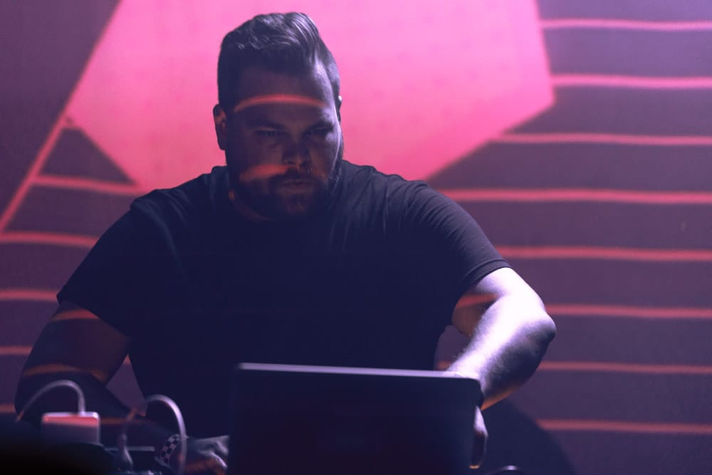 Com Truise at Fine Line Music Cafe - Photo by Chris Taylor