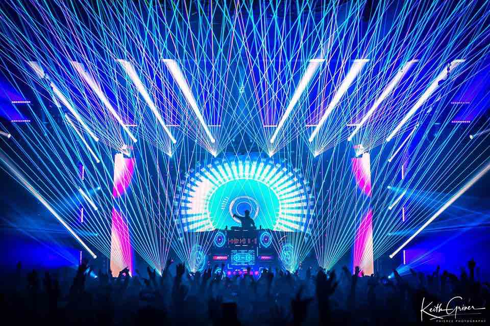 Excision Paradox Tour 2019 Spring Awakening Music Festival Detox Set