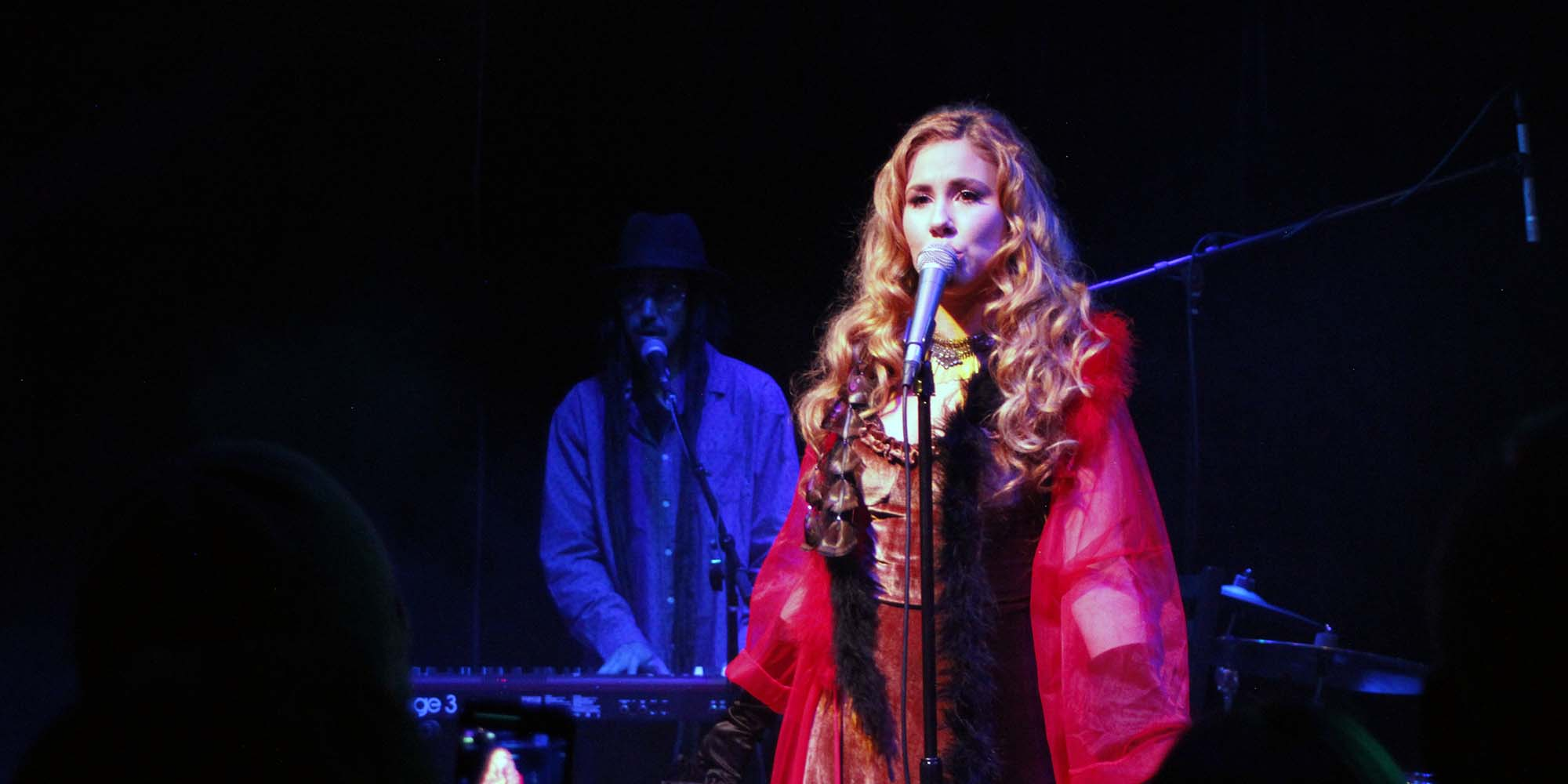 Haley Reinhart Amsterdam Bar & Hall St. Paul, MN April 15th 2019 Lo-Fi Soul Tour