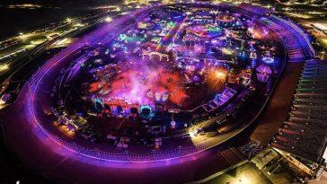EDC Las Vegas Electric Daisy Carnival NV EDM Rave