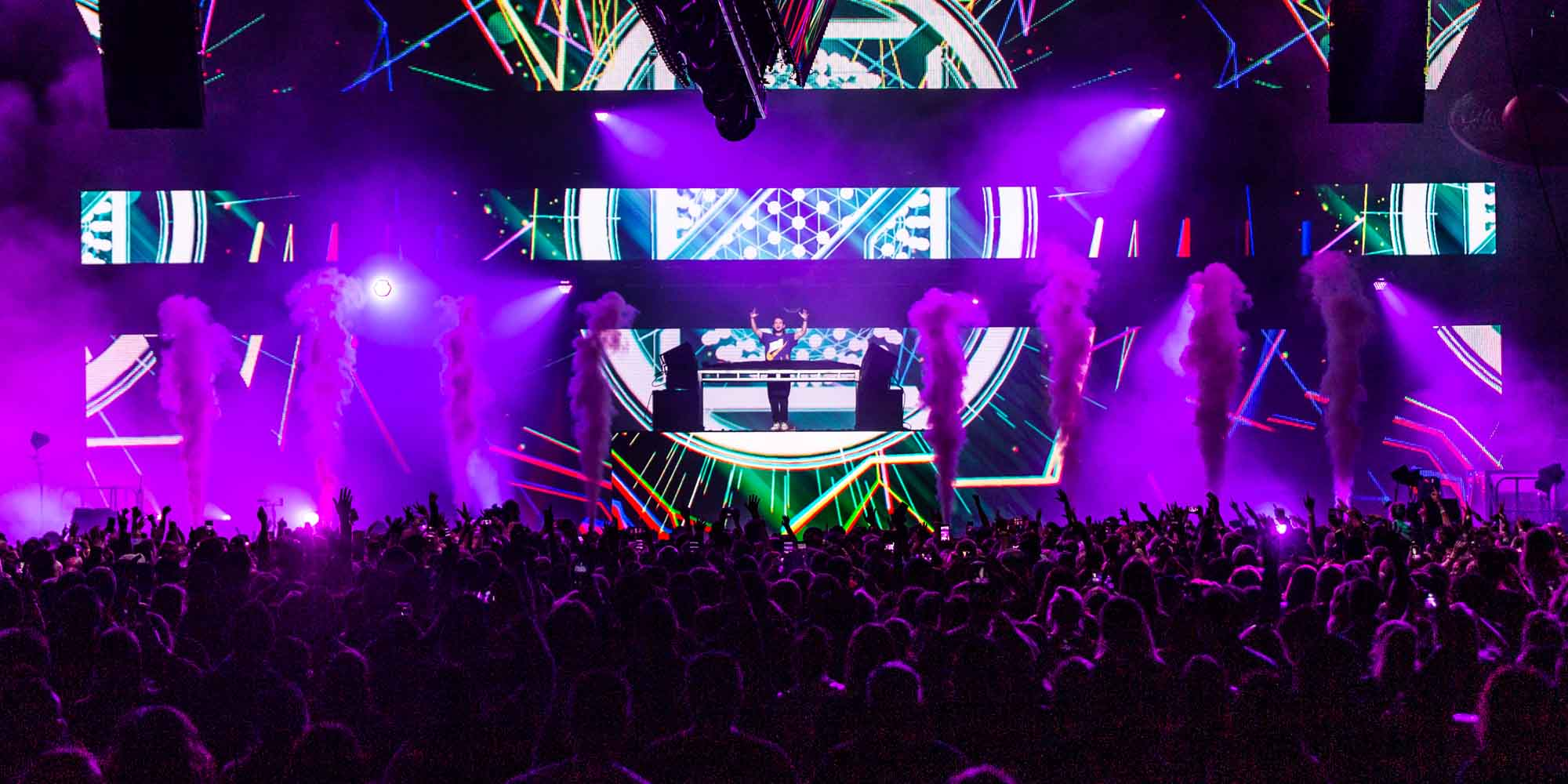 Zedd, NCAA, Final Four, The Armory, Minneapolis, JamFest,