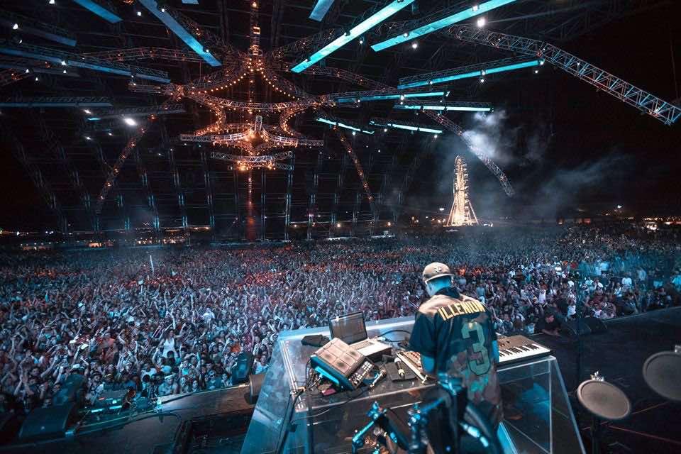 Illenium Live Coachella 2018 Headlining Spring Awakening Music Festival 2019