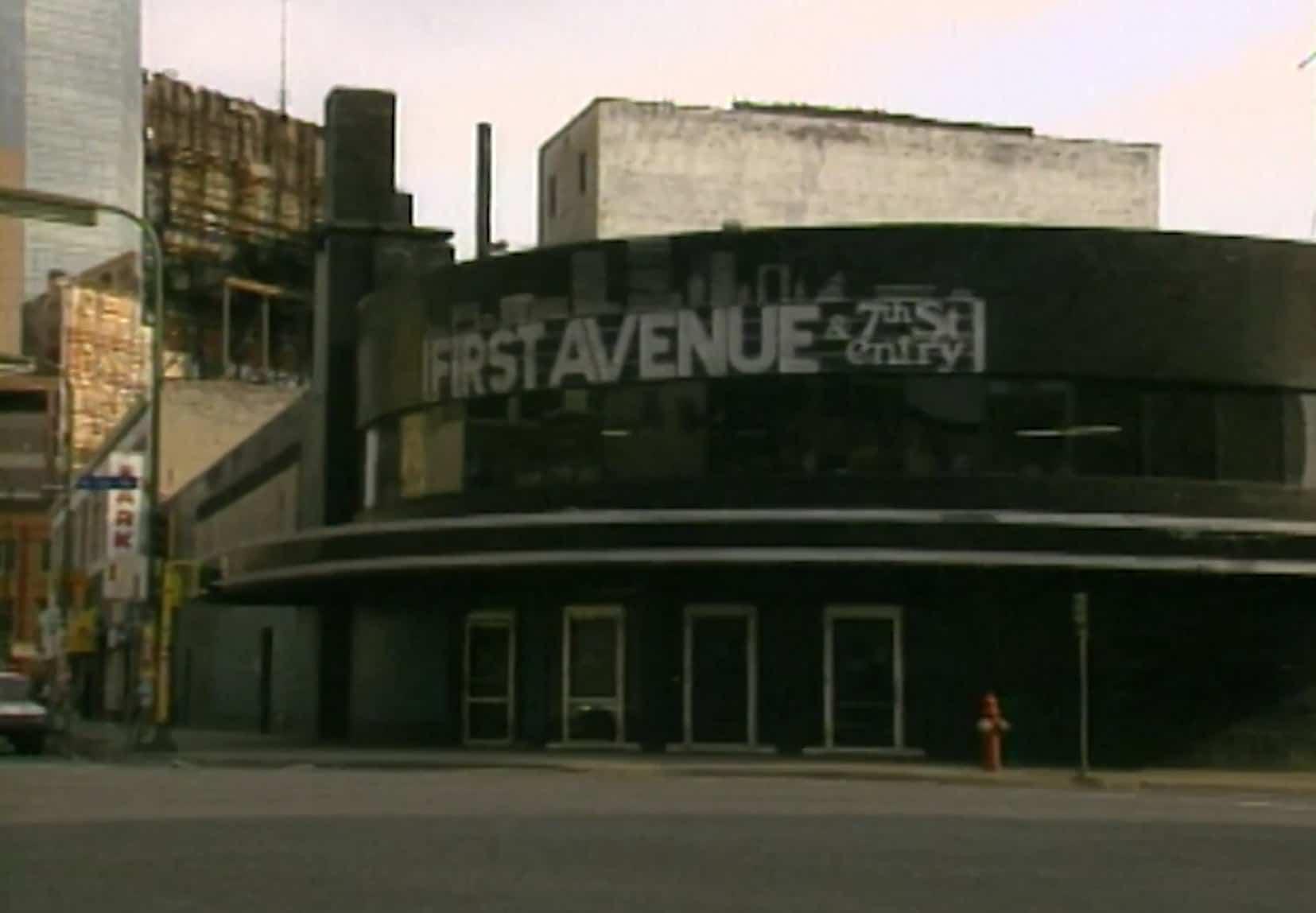 First Avenue Minneapolis Sound