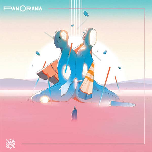 Panorama - La Dispute Album Art Fine Line April 24 2019 Minneapolis