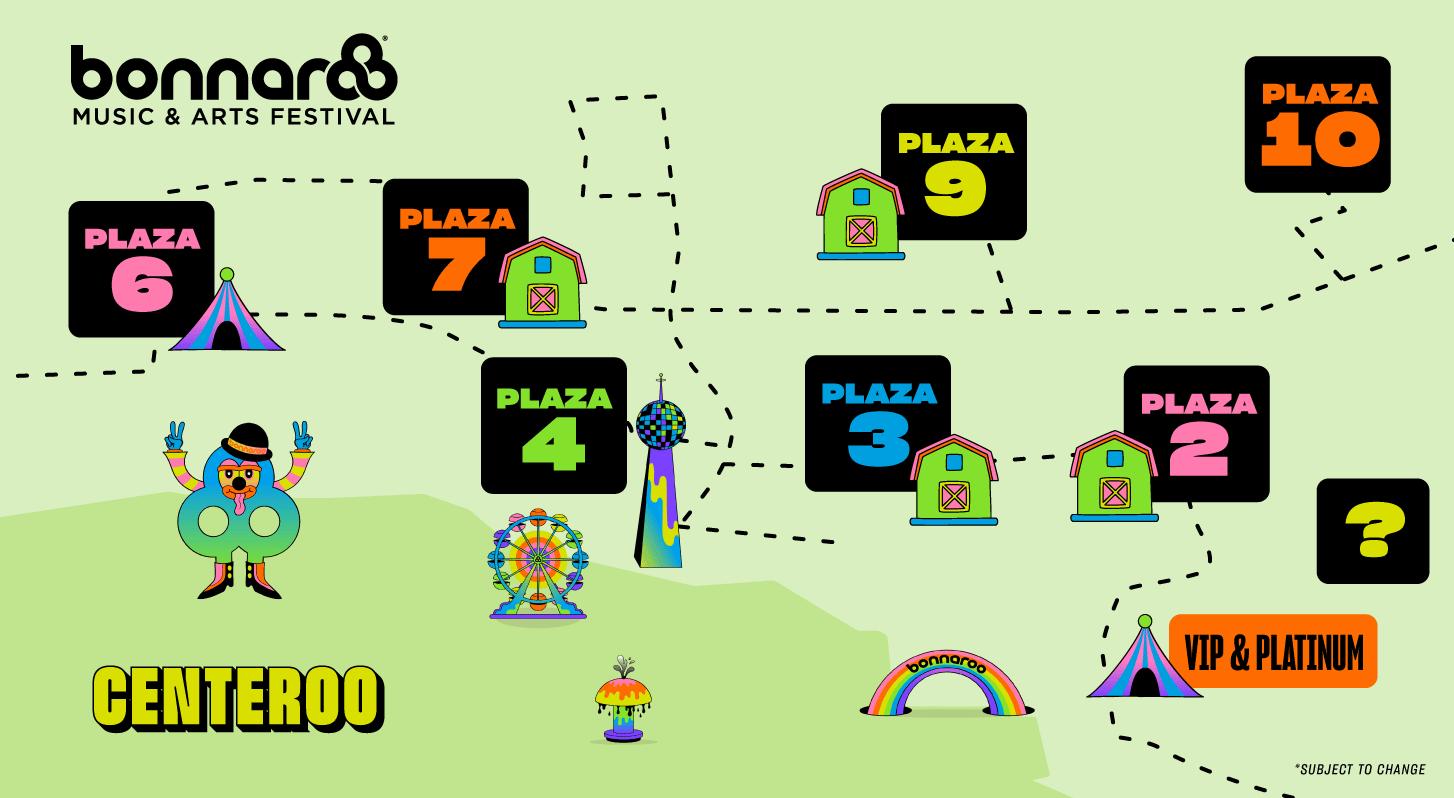 Bonnaroo 2019 Lineup Camping Tickets