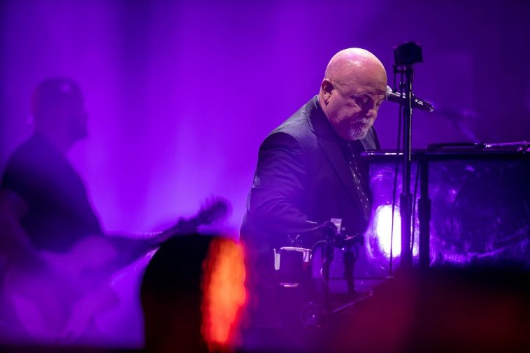 Billy Joel Miller Park April 26 Milwaukee, WI