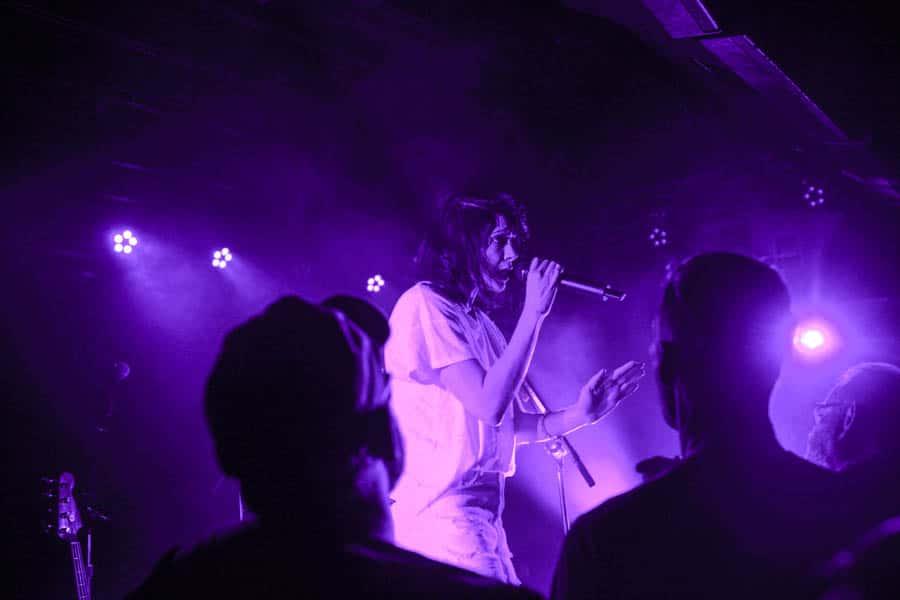 K.Flay 7th St Entry Minneapolis Minnesota April 22nd 2019 Go Radio Go 96.3 Presents