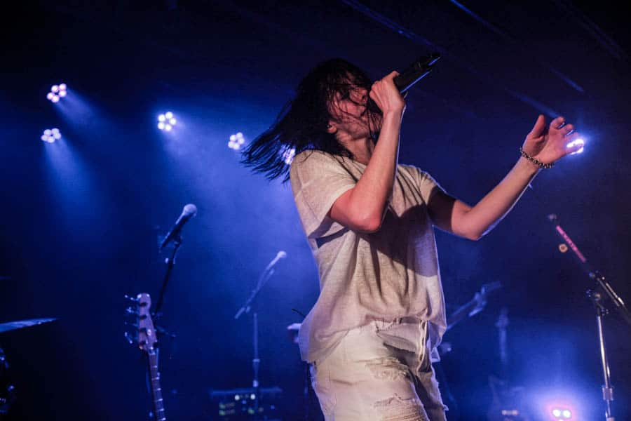 K.Flay 7th St Entry Minneapolis Minnesota April 22nd 2019 Go Radio Go 96.3 Presents